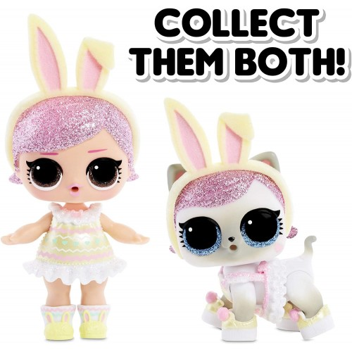 L.O.L. Surprise! Spring Bling Limited Edition Doll 7 Sorprese