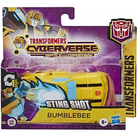 Transformers - Bumblebee (Cyberverse Action Attackers)