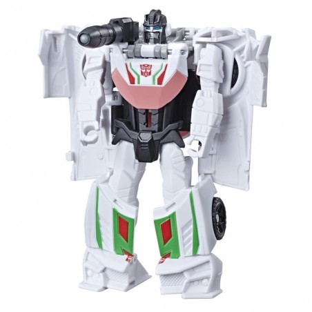 Transformers - Wheeljack (Cyberverse Action Attackers)