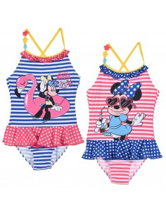 Costume bambina intero Minnie