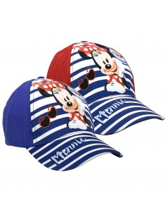 Cappello con visiera Minnie