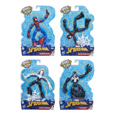 Personaggi Bend and Flex Spider-Man