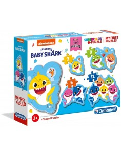 My first Puzzles Baby Shark