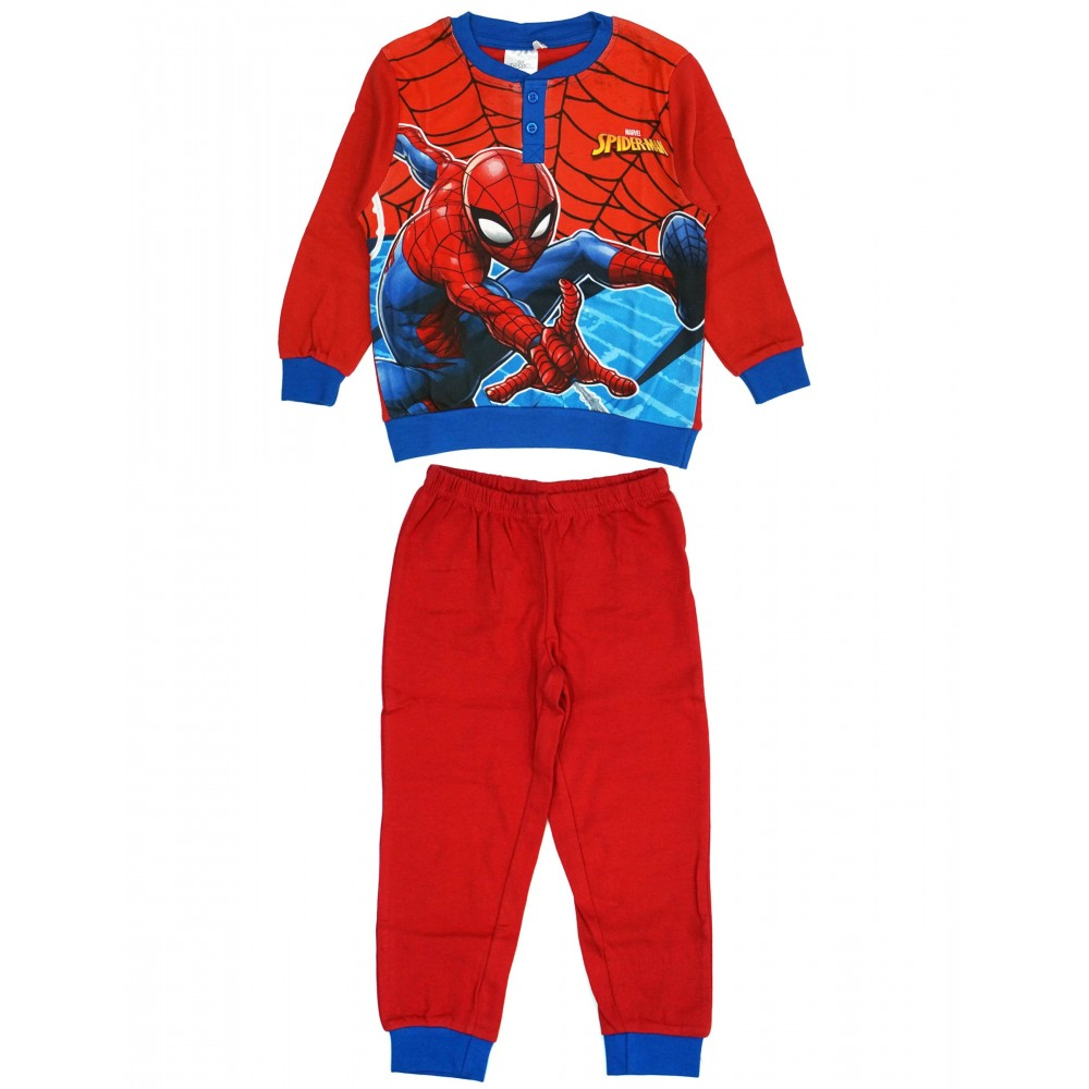 Pigiama interlock Spider-Man