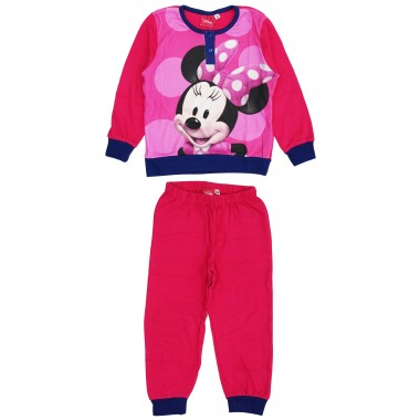 Pigiama interlock Minnie