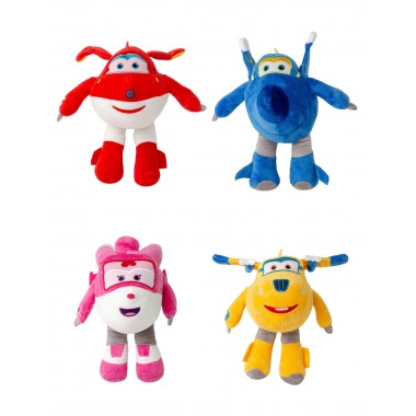 Peluche 28cm Super Wings
