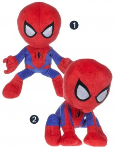 Peluche 15cm action Spider-Man