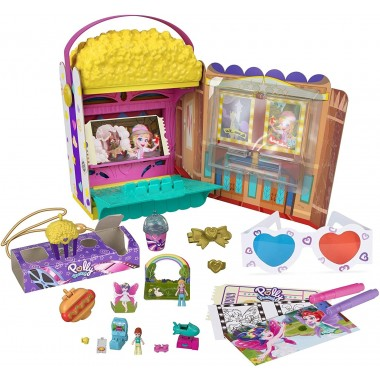Polly Pocket Box Cinema