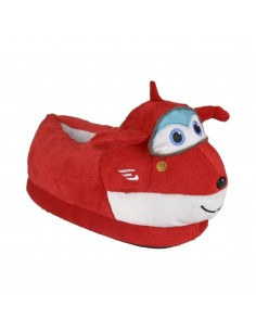 Pantofole in poliestere 3D Super Wings