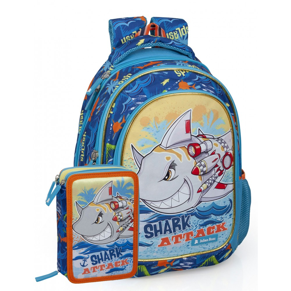 Schoolpack Zaino multi round 43cm +...