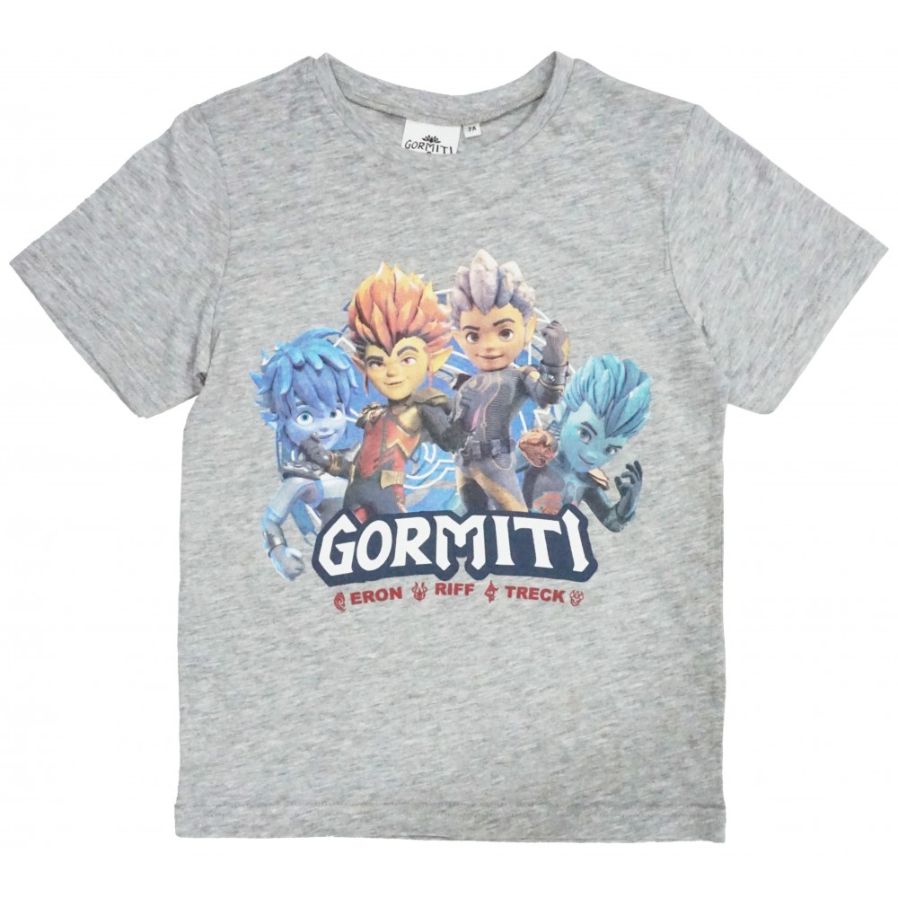 T-Shirt in cotone Gormiti