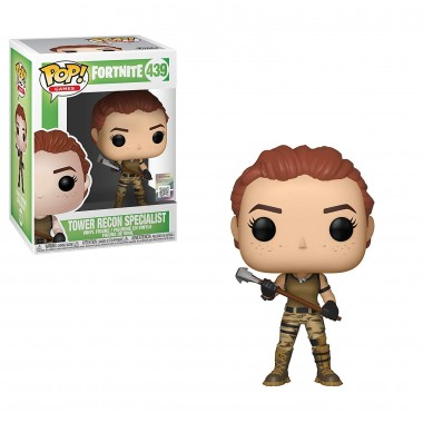 Funko Pop Games: Fortnite S1 - Tower Recon Specialist
