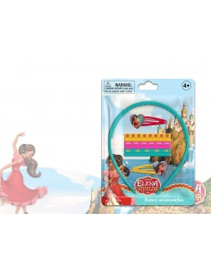 Set accessori capelli 9pz Elena di Avalor