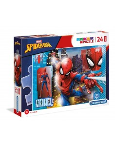 Puzzle 24 Maxi Spiderman
