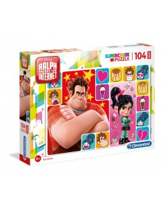 Puzzle 104 Maxi Ralph Spaccainternet
