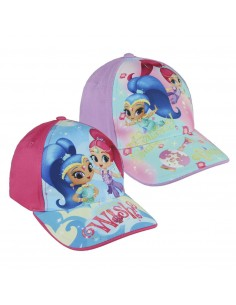 Cappello con visiera Shimmer and Shine