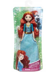 Bambola Shimmer Fashion Doll Merida