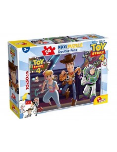 Puzzle Double Face 24 pezzi Maxi Toy Story