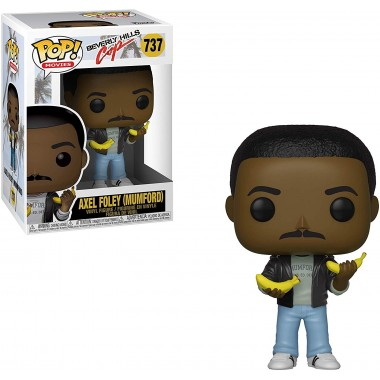 Funko Pop Movies Beverly Hills Cop Axel Foley