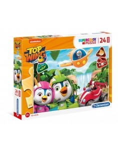 Puzzle 24 Maxi Top Wing