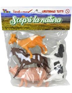 Ombrello Automatico 48cm C.Neroazzurro