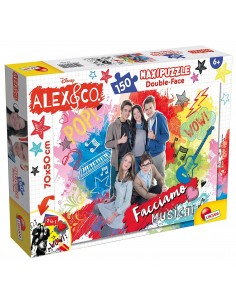Puzzle 150 Double Face SuperMaxi Alex & Co.