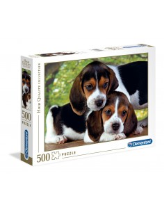 Puzzle 500 Close Together DOG Hqc