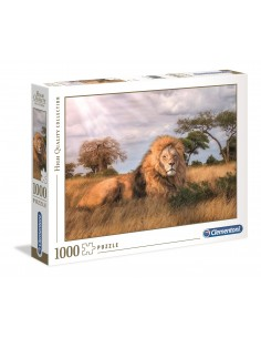 Puzzle 1000 Hqc The King Leone