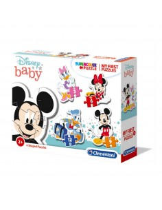 My First Puzzles Disney Baby 2020