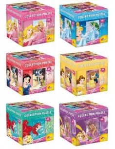 Princess Collection Puzzle 48PZ