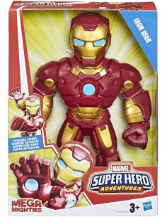Marvel Super Hero Adventures - Iron Man Mega Mighties